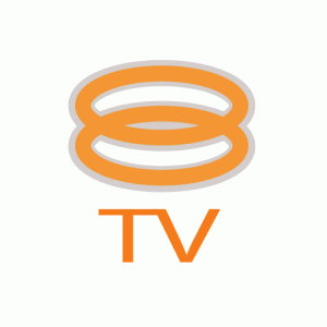 8TV Live Streaming Logo